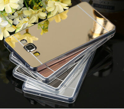 10pcs/lot Mirror TPU Case Electroplating Soft Cover  for Samsung Galaxy Note 8