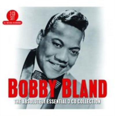 Bobby Bland-The Absolutely Essential 3 CD Collection  CD / Box Set NEW