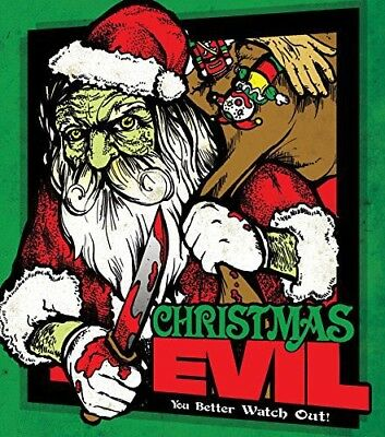 Christmas Evil [New Blu-ray] With DVD, Widescreen, Anamorphic