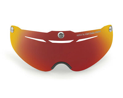 GIRO Replacement Lens For Air Attack Helmet - Red