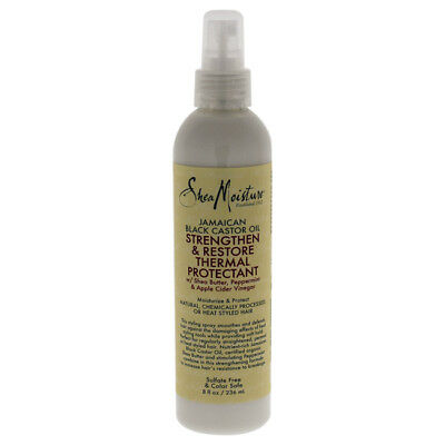 Shea Moisture Jamaican Black Castor Oil Strengthen &Grow Thermal Protectant-8 oz