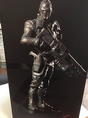 NEW Boxed SOLDIER 76 Statue Figure from OVERWATCH Collector's Edition game