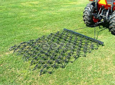 6-1/2' x 8'  Variable Action Drag Chain Harrow