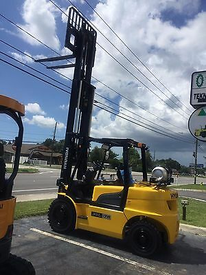 Hyundai 35L-7A Forklift New
