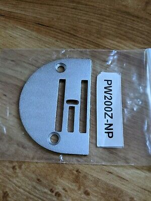 Needle Plate Fits Sailrite Ultrafeed LSZ‑1 Walking Foot Sewing Machines