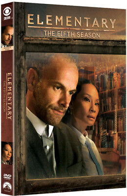 Elementary: The Fifth Season [New DVD] Boxed Set, Slipsleeve Packaging, Widesc