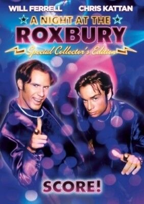 A Night At The Roxbury [New DVD] Ac-3/Dolby Digital, Dolby, Dubbed, Subtitled,