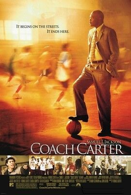 Coach Carter [New DVD] Ac-3/Dolby Digital, Dolby, Dubbed, Subtitled, Widescree
