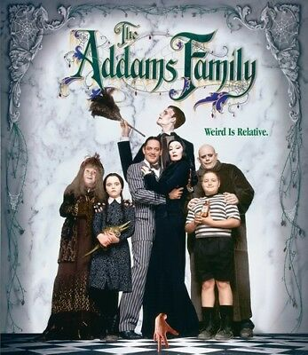 The Addams Family [New Blu-ray] Ac-3/Dolby Digital, Dolby, Digital Theater Sys
