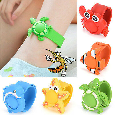 Repellent Wrist Band Anti Mosquito Wristband Repeller Pest Insect Bugs Bracelet