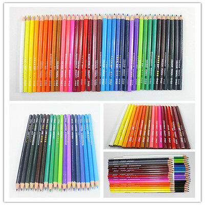 New Painting Color Pencil Artists Graphite Graded Coloured Pencils 36 Colors vf