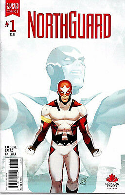 NORTHGUARD #1 - Cover A - Ron Salas Cover - Chapter House Comics