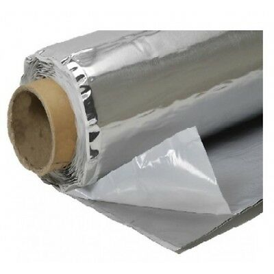 alubutyl SOLD BY THE METRE Aluminum Butyl High Adhesive Strength 1m x 0,5m