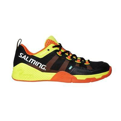 Salming Mens Kobra Indoor Court Shoes - NEW 2017 Squash Badminton Trainers