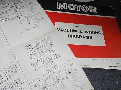 1965 – 1969 chevrolet impala biscayne bel aire wiring diagrams sheets set