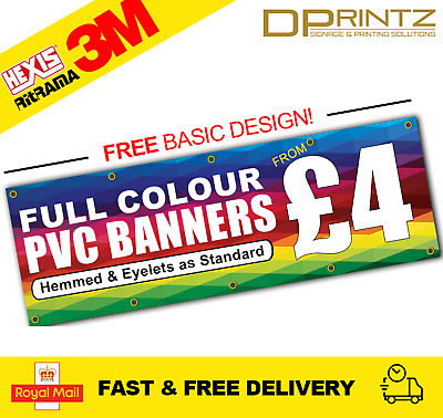 PVC Banners Outdoor Vinyl Banner Heavy Duty Advertising Sign Display PVC SIGNS