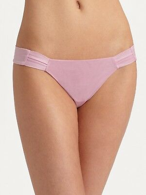 cadb17a348c Spanx Skinny Britches Sheer Shaping Power Everyday Thong L XL Gloss Pink NEW  993