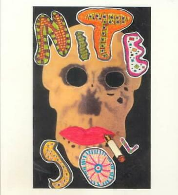 Nite Soil by Kenward Elmslie (English) Novelty Book Free Shipping!