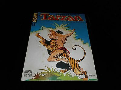 Tarzan géant 13 grand format sagédition 1972