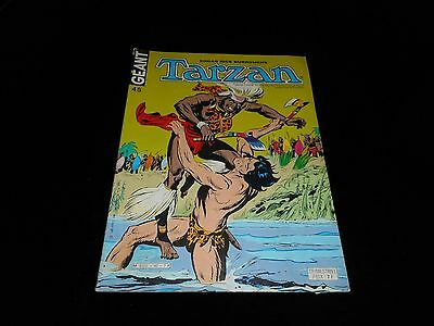 Tarzan géant 45 grand format sagédition 1980