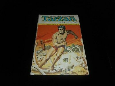 Tarzan 15 Sagédition 1973