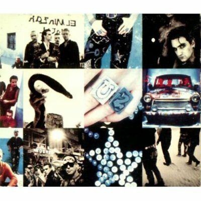 Achtung Baby - Digipak -  CD ESVG The Cheap Fast Free Post The Cheap Fast Free