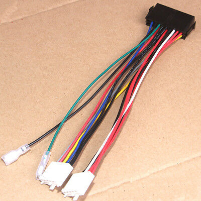 20x ATX To 2 Port 6Pin AT PSU Converter Power Cable Fit Computer 286 386 486 586
