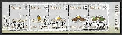 Tokelau Islands 2016 Keyhole Garden Set Used