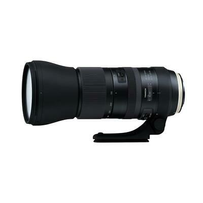 Tamron SP 150-600mm f/5-6.3 Di VC USD G2 Telephoto Lens for Canon EF Mount
