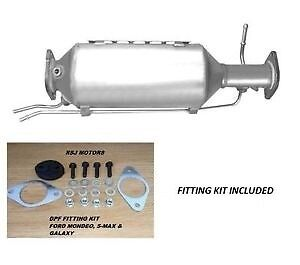FORD MONDEO 2.0TDCi Mk.4 2/07-10/10 EXHAUST DIESEL PARTICULATE FILTER / DPF