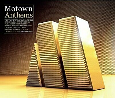 Various Artists - Motown Anthems - Various Artists CD C2VG The Cheap Fast Free