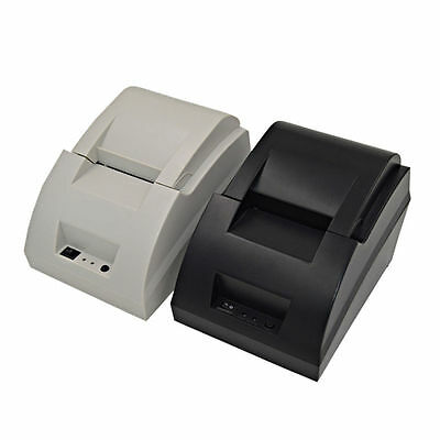 Pro ZJ-5890C Mini Portable Thermal Printer Receipt ESC/POS System EU US Plug Hot