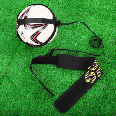 Football Kick Trainer Skill Solo Soccer Training Equipment Adjustable Waist Belt