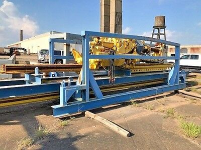 Ht-100, National Oilwell Td350P Top Drive Drilling System. 350 Ton.