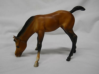 BREYER Horse Pony Foal Grazing