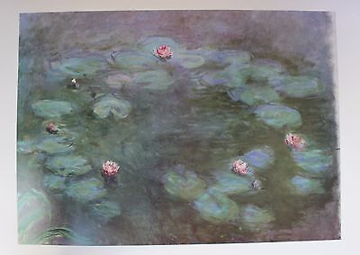 Claude Monet Lithograph Nympheas / Water Lilies Poster 1999