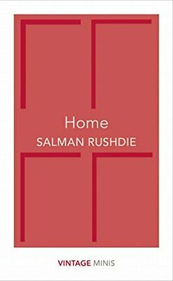Home: Vintage Minis by Rushdie, Salman Book The Cheap Fast Free Post