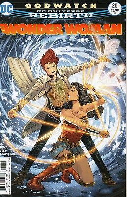 Wonder Woman #20 (NM) `17 Rucka/ Evely  (Cover A)