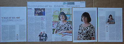 Julia Donaldson - clippings/cuttings/articles pack