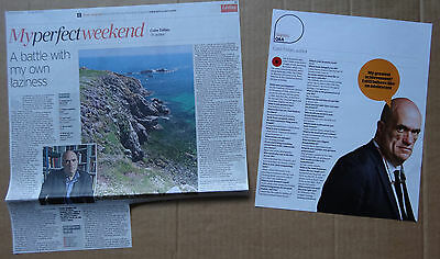 Colm Toibin - clippings/cuttings/articles pack