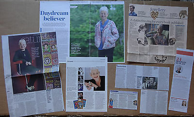 Jacqueline Wilson - clippings/cuttings/articles pack