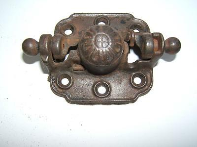 Antique Cast Iron Daisy Flower Sargent Screen Door Hinge Pat. Sept. 11, 1894