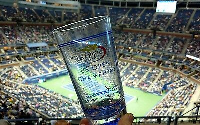 2017 Us Open Tennis Grey Goose Cup Champions Us United States Tournament Tumbler