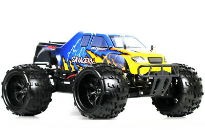 HSP 1/8 Scale RTR 2.4GHz Hobbywing Brushless Electric Off-Road Lipo Monster Truc