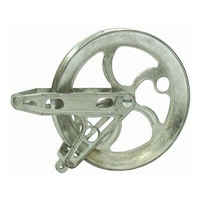 """90290 6.5"""" Stand MTL Pulley"""