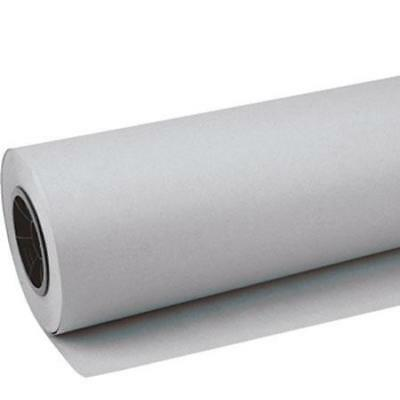 "Lineco Frame Backing Paper 36""x300', Color: Light Gray #6130035"