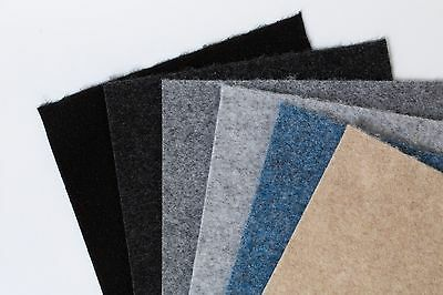 10 sqm Camper Van Lining Carpet Kit Super Stretch - various colours