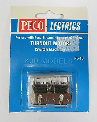 OO Gauge Peco PL-10 Point Motor