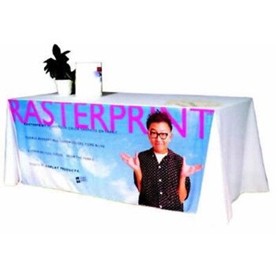 Custom Printed Table Cover (Economy or Full-size) - 6ft