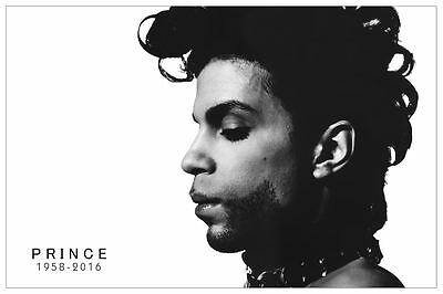 Prince 1958-2016 Photo Poster New  !